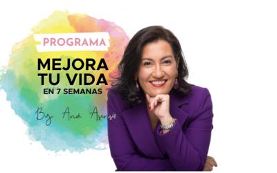Programa: Mejora tu vida en 7 semanas II